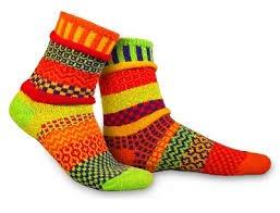 جوراب های کهنه