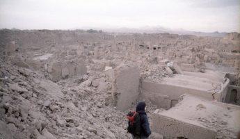 تحليل زلزله بم
