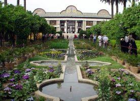 معماری باغ های ایرانی