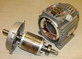 سیم پیچی موتور AC