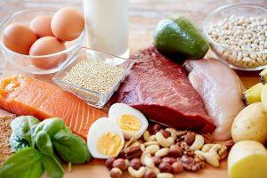 علائم کمبود پروتئین