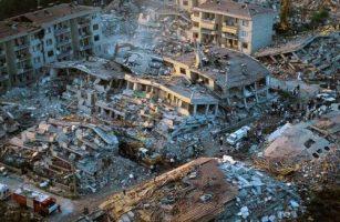 زلزله و آثار آن