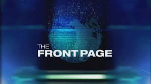 طراحی وب توسط Front page