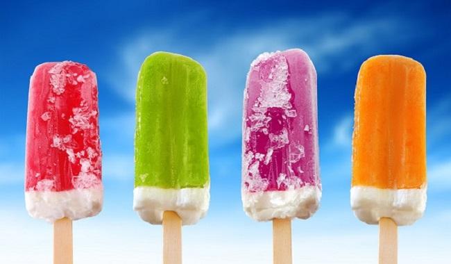 انشا در مورد طعم بستنی یخی
