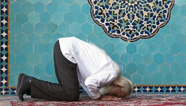 انشا در مورد نماز