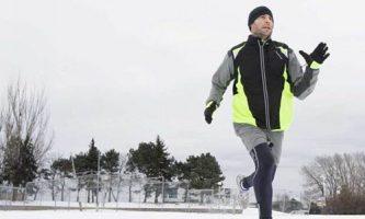 فواید دویدن در هوای سرد
