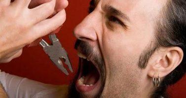 انشا درمورد درد دندان