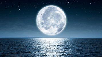 انشا درمورد ماه