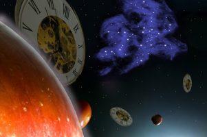 انشا درمورد توصیف زمان و مکان