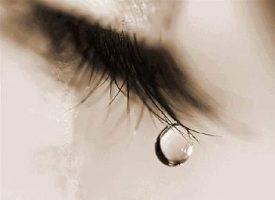 انشا درمورد قطره اشک