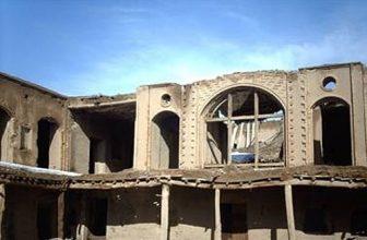 خانه بهمنی در زنجان