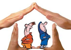 همزیستی مسالمت آمیز در زندگی مشترک