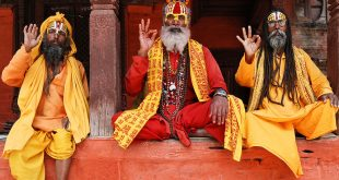 شهر مقدس برهماییان بنارس در هند