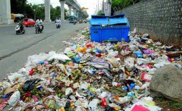 انواع زباله ها و بررسی انها