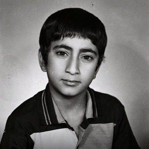 بیوگرافی عارف لرستانی و تصاویر کودکی تا کنون