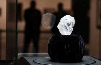 بزرگترین شرکت های الماس جهان