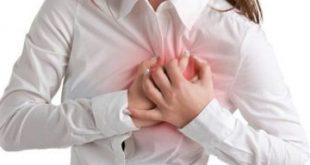 علل مختلف درد قلب و راه های درمان
