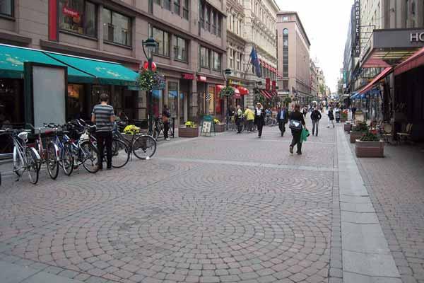 برترین و تمیزترین خیابان های دنیا کدام اند (عکس)