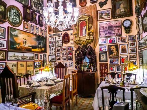 زیبا و معروف ترین رستوران های جهان + تصاویر