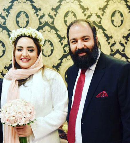 بیوگرافی و تصاویر عاشقانه علی اوجی و نرگس محمدی