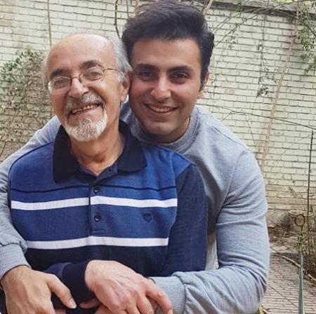 بیوگرافی و عکسهای علیرضا طلیسچی و خانواده اش