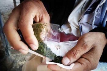 پان و عوارض مخدر آن