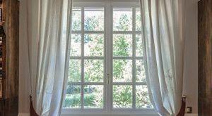 انشا درمورد مقایسه پنجره و پرده