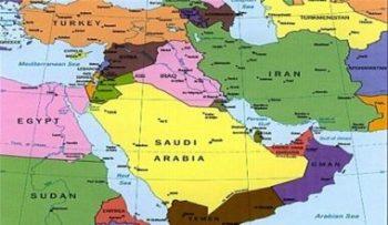 کشورهای عضو خاورمیانه