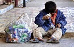 انشا درباره خط فقر