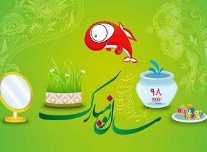 انشا عید نوروز به زبان انگلیسی