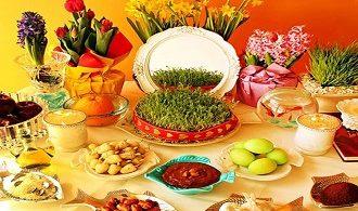 تحقیق در مورد آداب و رسوم عید نوروز