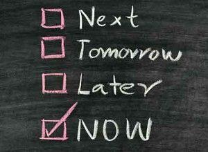 انشا کار امروز را به فردا مسپار