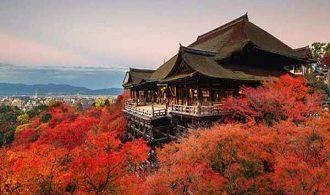 زیباترین معابد ژاپن