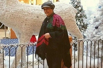 تیپ مریم امیر جلالی در کانادا