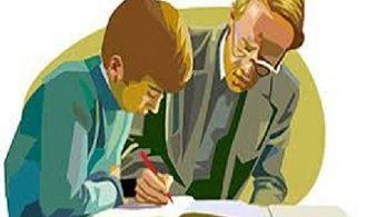 متن یادگاری معلم برای دانش آموزان