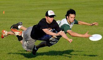 ورزش فریزبی