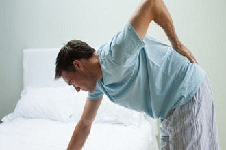درمان درد کمر با ورزش