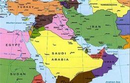 کشورهای عضو خاورمیانه و اهمیت سیاسی