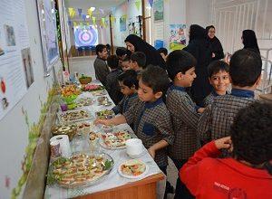 تغذیه مناسب برای کودکان در مدرسه