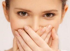 روش های درمان بوی بد دهان