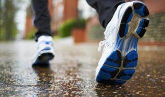 تاثیرات پیاده روی بر روی بدن