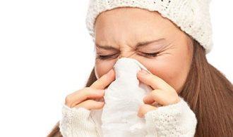 بهبود و درمان سریع سرما خوردگی