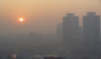 انشا درباره آلودگی هوا