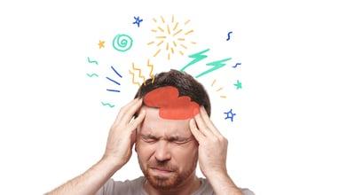 تاثیر غذا در سردرد