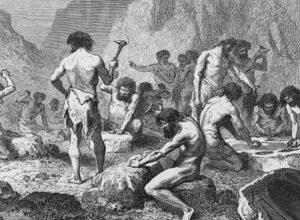 انشا با موضوع انسان های اولیه