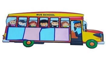 انشا تصویر ذهنی داخل یک اتوبوس شلوغ