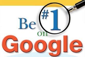 رتبه اول سایت گوگل باشید
