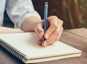 انشا با موضوع شغل نویسندگی