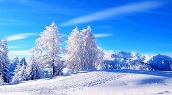 انشا درباره صبح سرد و برفی