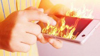 علل داغ شدن گوشی های هوشمند
